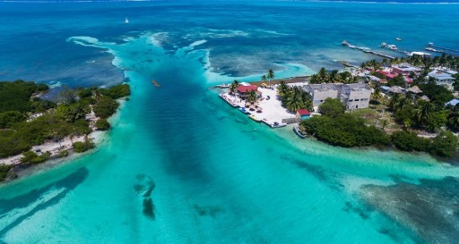Coldwell Banker Ambergris Caye: Get a Glimpse of the Stunning Palace in the Sky
