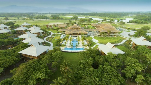 Belize Proudly Welcome Curio - a Collection by Hilton