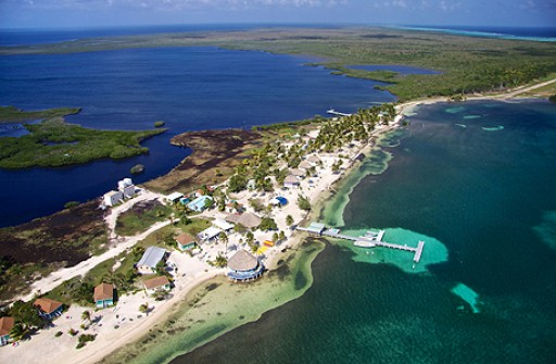 Coldwell Banker Ambergris Caye: Blackadore Caye is Now Moving Forward to a Full Swing Restoration
